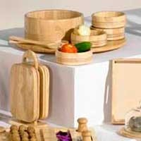 Menaje cocina madera