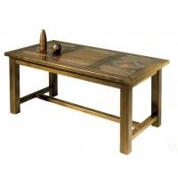 Mesa comedor rombo 170 cm.