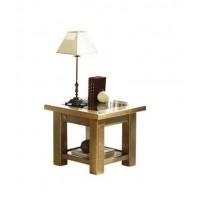 Mesa de rincón rombo 60 cm.