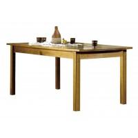 Mesa de comedor maciza 140 cm.